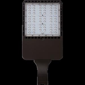 100-150W LED AREA LIGHT DUSK TO DAWN