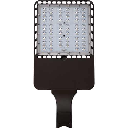 100-150W LED AREA LIGHT DUSK TO DAWN