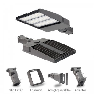 LED Shoebox Area Light