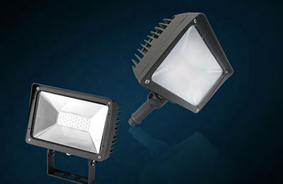 how to install flood light