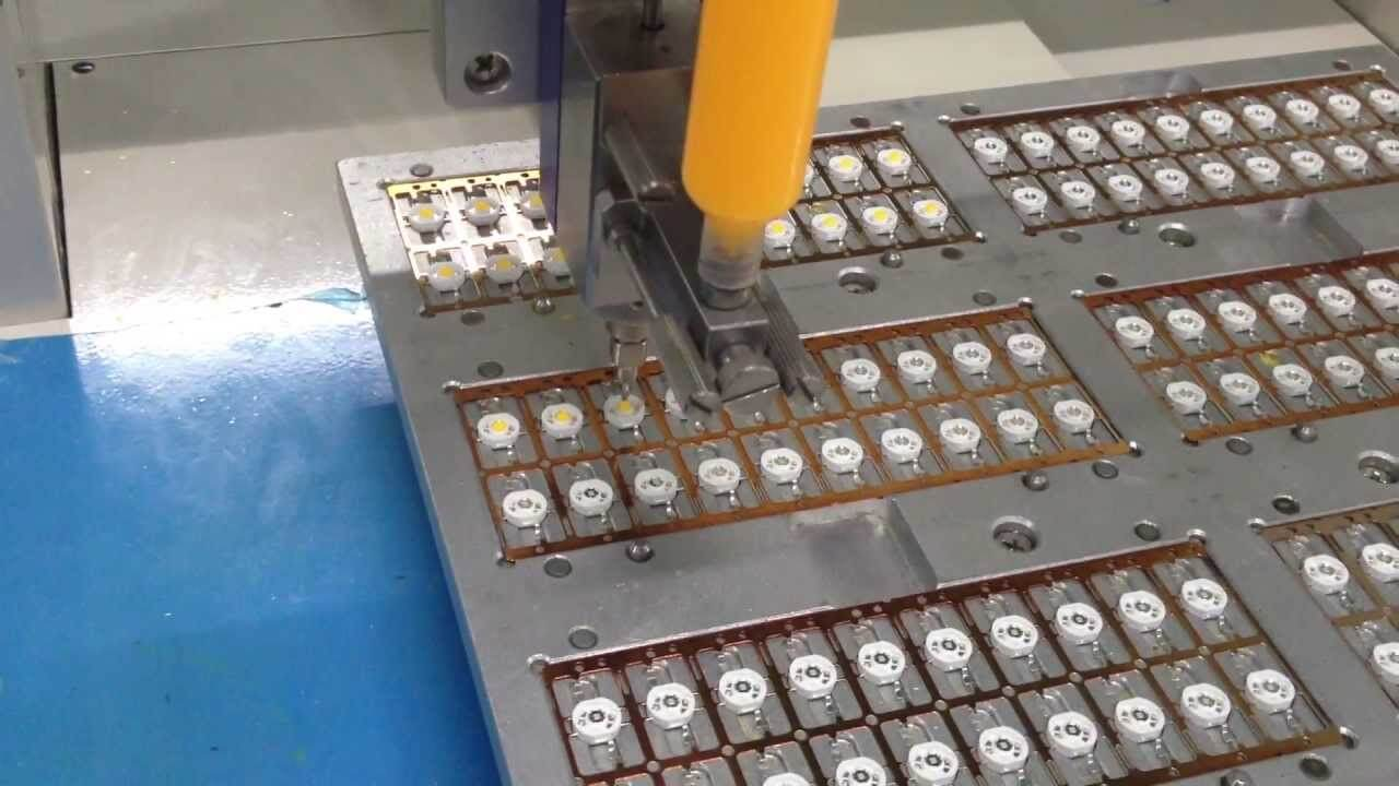 led lighting manufacturing